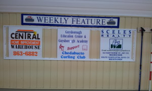 Central Supplies, Guysborough Academy, and Sceles Realty