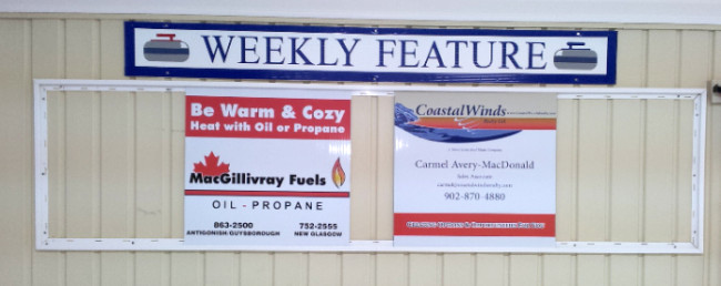 MacGillivray Fuels and Coastal Winds Realty (Carmel Avery-MacDonald)
