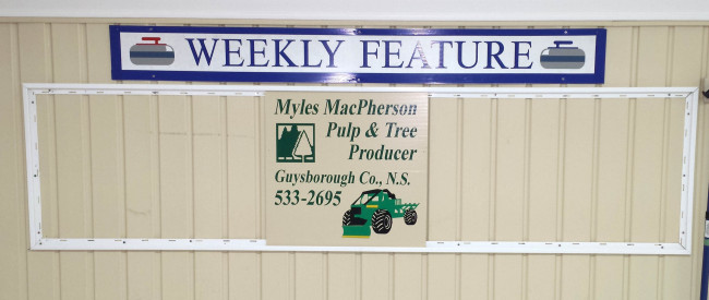 Our featured sponsor this week is Myles MacPherson Pulp & Tree Producer.