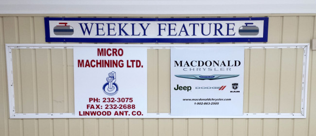 Featured sponsors for Feb 16th - 22nd are Micro Machining Ltd. and MacDonald Chrylser.