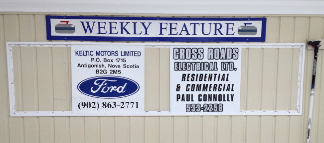Featured sponsors for the week of Mar 2 - 8 are Keltic Motors Ltd. and Cross Roads Electric.