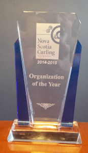"""2014-2015 Organization of the Year Award"""